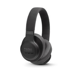 Audífonos Bluetooh con Diadema JBL Live 500BT Color Negro