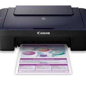 Impresora Multifuncional de Cartuchos Canon Pixma E402