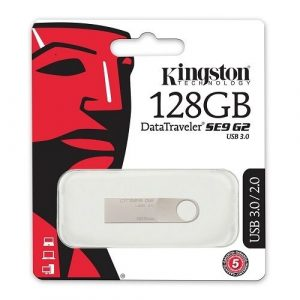 Memoria USB Kingston 128GB DTSE9G2 USB 3.1