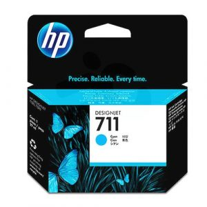 Cartucho HP 711 Cian 29ml