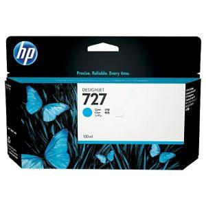 Cartucho HP 727 Cian 300ml