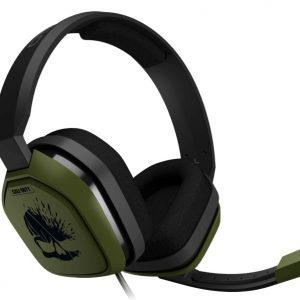 Audífonos Logitech Alámbricos Astro A10 Call of Duty