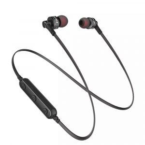 Audifonos Bluetooth B990L Resistentes al Sudor marca Awei color Negro