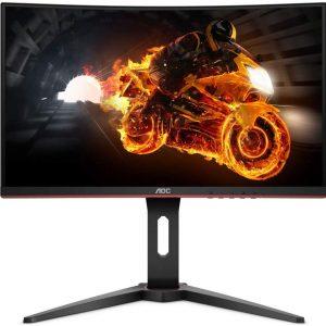 """Monitor AOC Gaming de 27"""" Curvo C27G1 Full HD 144Hz con Salida HDMI"""