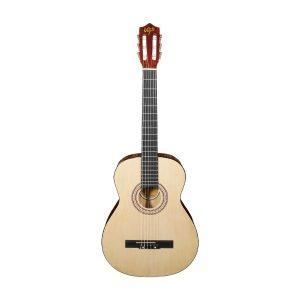 Guitarra Clásica Marca De La Vega con Funda Color Natural