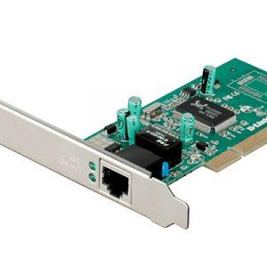Tarjeta de Red Gigabit 10/100/1000 PCI marca D-Link DGE-528T