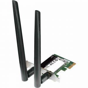 Tarjeta de Wi-Fi PCI Express AC1200 Doble Banda DWA-582 marca D-Link