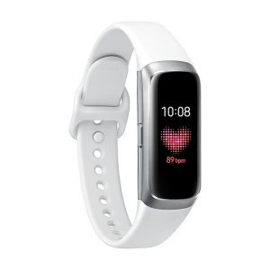 Smartband Samsung Galaxy Fit color Plateado
