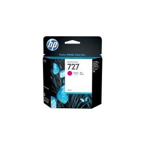 Cartucho HP 727 Magenta 300ml