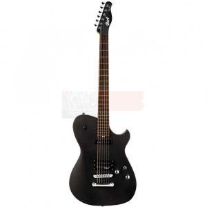 Guitarra Eléctrica Cort Signature Matthew Bellamy Color Negro con Funda