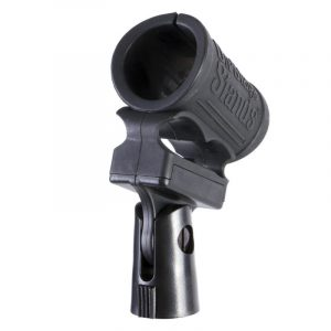Clip para Micrófono Shock Proof Color Negro Marca TMP