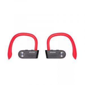 Audifonos Bluetooth True Wireless T2 marca Awei Color Rojo