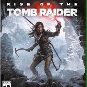 Videojuego Rise of the Tomb Raider para Xbox One