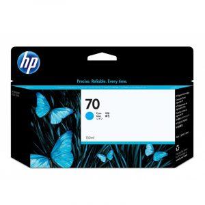 Cartucho HP 70 Color Cian 130ml