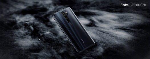 "Celular Xiaomi Redmi Note 8 Pro 128GB 8GB RAM 64Mgpxl 6.53"" Color Negro Mineral DualSIM"
