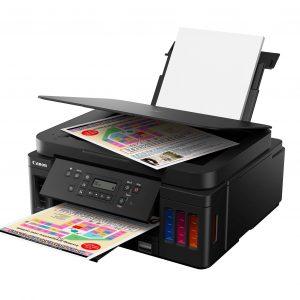 Impresora Multifuncional Canon Pixma G6010