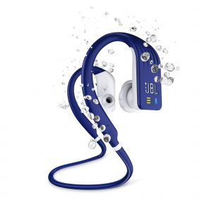 Audifonos Bluetooth JBL Endurance Dive Para Nadar color Azul