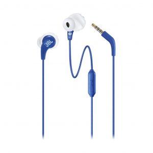 Audifonos JBL con Microfono Endurance Run color Azul