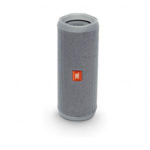 Bocina Bluetooth JBL Flip 4 Resistente al Agua Color Gris