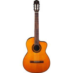 Guitarra Electroclásica GC1CE NAT Marca Takamine de Cuerpo Clásico Color Natural
