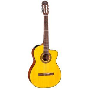 Guitarra Electroclásica GC3CE NAT Marca Takamine de Cuerpo Clásico Color Natural