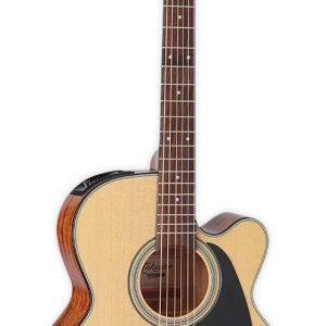 Guitarra Electroacústica GN15CE NAT Marca Takamine de Cuerpo NEX Color Natural
