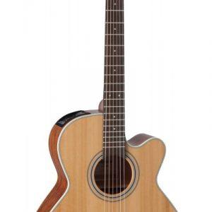 Guitarra Electroacústica GN20CE NS Marca Takamine de Cuerpo NEX Color Natural