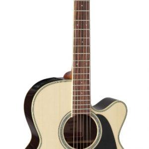 Guitarra Electroacústica GN51CE NAT Marca Takamine de Cuerpo NEX Color Natural