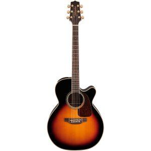 Guitarra Electroacústica GN71CE BSB Marca Takamine de Cuerpo NEX Color Sunburst