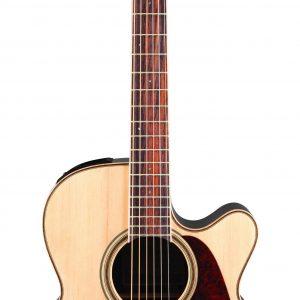 Guitarra Electroacústica GN93CE NAT Marca Takamine de Cuerpo NEX Color Natural