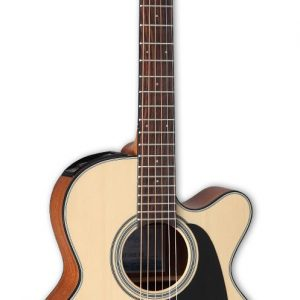 Guitarra Electroacústica GX18CE NS Marca Takamine de Cuerpo NEX Color Natural