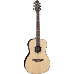 Guitarra Electroacústica GY93E NAT Marca Takamine de Cuerpo New Yorker Color Natural