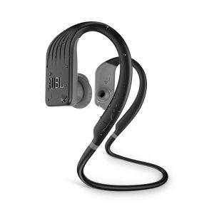 Audífonos Internos con Micrófono Inalámbricos JBL Endurance Jump Color Negro