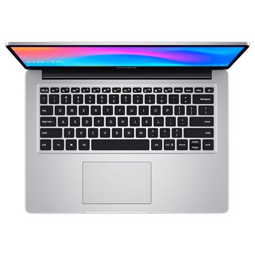 "Laptop Xiaomi Redmibook Core i5-10210U 10ma Gen 8GB RAM 512GB SSD 14"" Win10 Home Color Plateado"