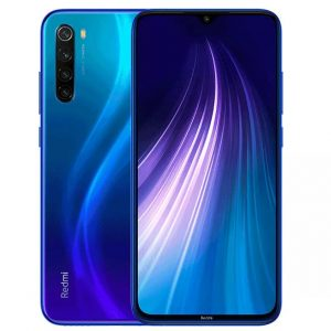 Celular Xiaomi Redmi Note 8 4GB RAM 64GB 6.3″ Versión Global Color Azul DualSIM