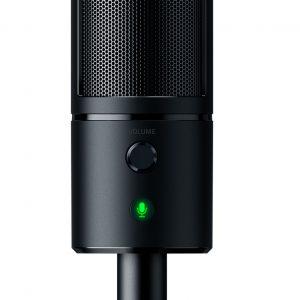 Microfono para Streamers Seiren X marca Razer color Negro