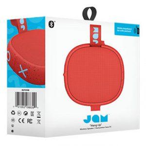 Bocina Bluetooth Jam Hang Up color rojo