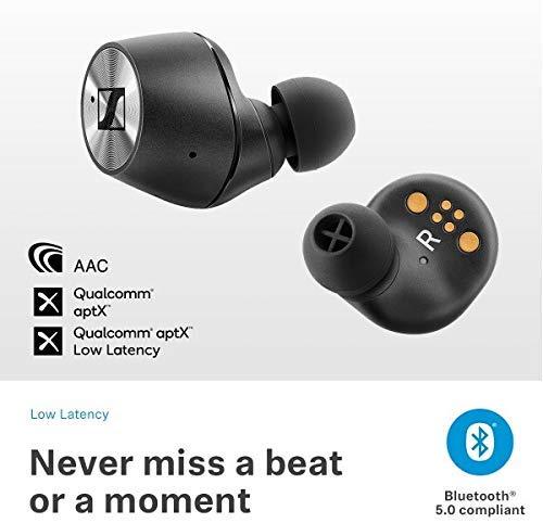 Auriculares inalámbricos con Bluetooth y control táctil Sennheiser Momentum