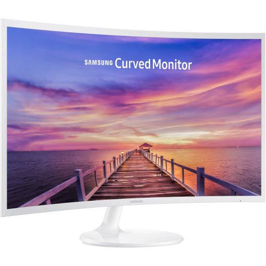 """Monitor Curvo de 32"""" 60hz marca Samsung con Salida HDMI"""