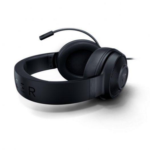 Audifonos Gaming Kraken X Lite 7.1 marca Razer color Negro