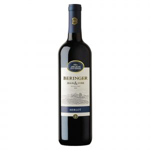 Botella de Vino Tinto Beringer Main & Wine – Merlot – USA – Napa Valley