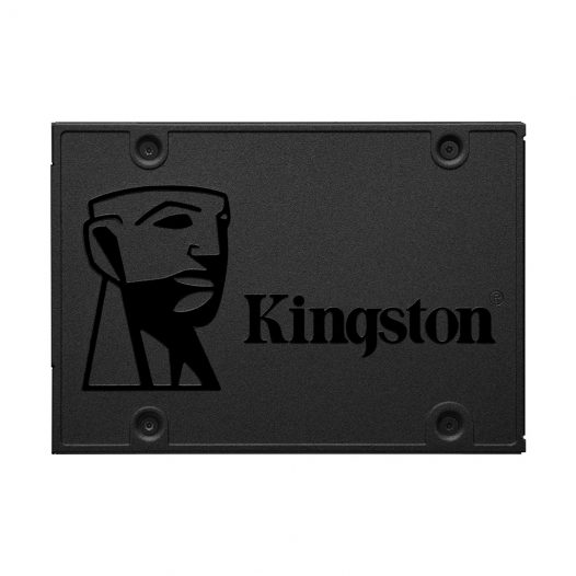Unidad de Estado Solido de 120GB marca Kingston SSDNow A400