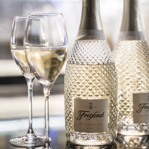 Botella de Vino Espumante Freixenet Prosecco Doc - Glera - Italia - Veneto