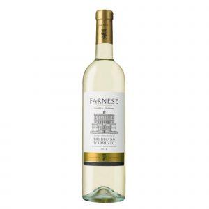 Botella de Vino Blanco Farnese Trebbiano D'Abruzzo Doc - Trebbiano - Italia - Abruzzo