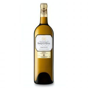 Botella de Vino Blanco Marques de Riscal Limousin - Verdejo - España - Rueda